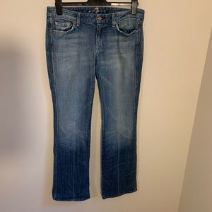 "7 For All Mankind ""A"" Pocket Size 31"
